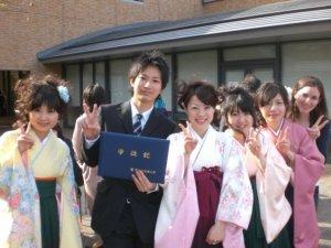 Gaidai Student Graduation