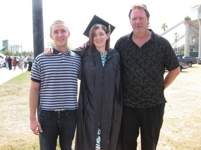 Billy, Me, and Dad
