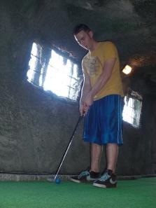 Billy mini-golf