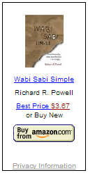 Wabi Sabi Simple